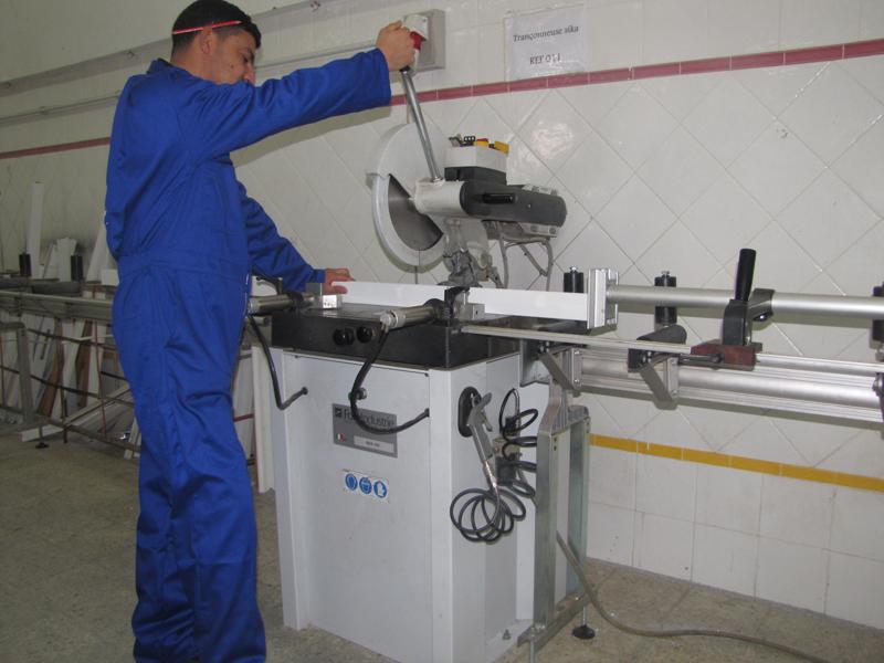 Futur alu menuiserie aluminium tunisie aluminium tunisie for Fenetre aluminium tunisie